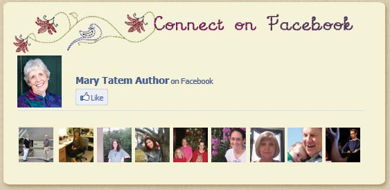 Follow Mary Tatem on Facebook!